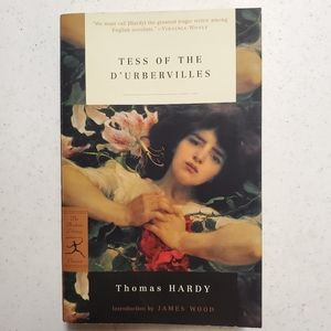 Tess of the d'Urbervilles Novel by Thomas Hardy